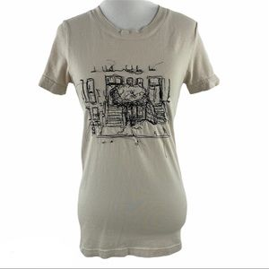 Ruehl No.925 Embroidered T-Shirt